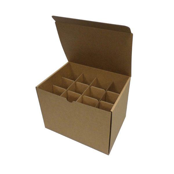 unprinted boxes