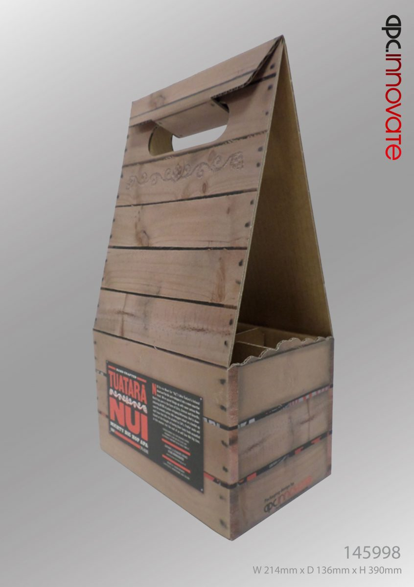 carry packs product packaging
