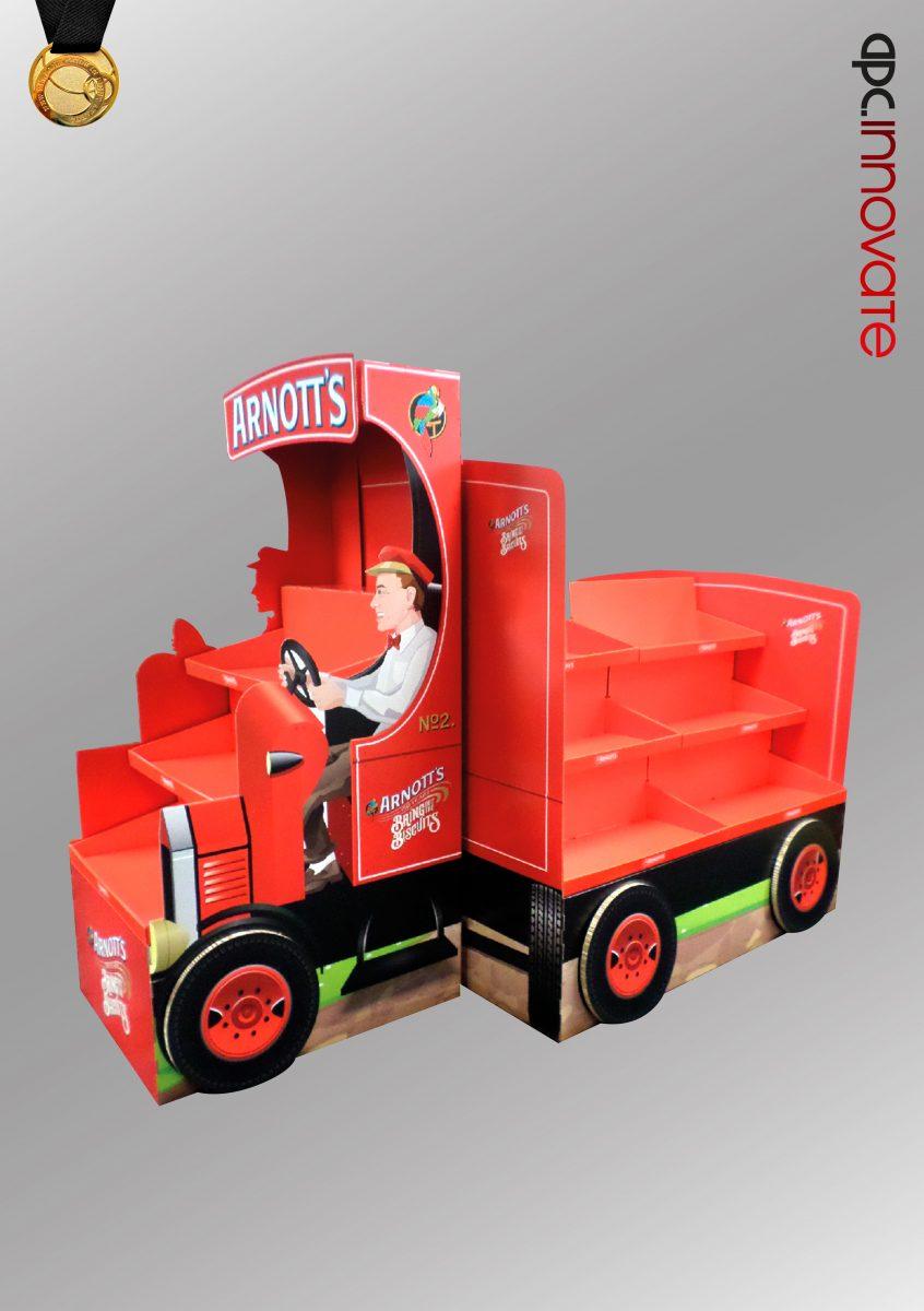 Arnotts Truck